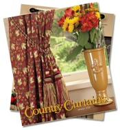 Picture of country curtains from Country Curtains catalog
