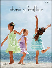 Picture of children's clothes from Chasing Fireflies catalog