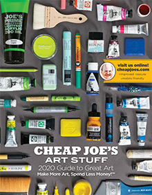 Picture of Cheap Joe's Art Stuff from Cheap Joe's Art Stuff catalog