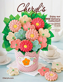 Picture of cheryls cookies from Cheryl's catalog