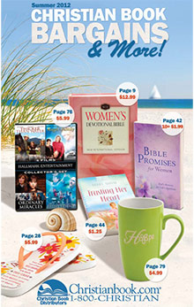 Picture of Christian catalog from Christian Book Distributors catalog