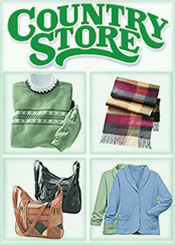 Picture of Country home products from The Country Store - Potpourri Group catalog