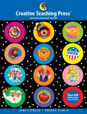 Picture of bulletin board ideas from Creative Teaching Press catalog