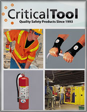 Picture of safety tools from  CriticalTool catalog