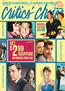 Picture of critics choice video catalog from Critics' Choice Video-Alliance Entertainment catalog