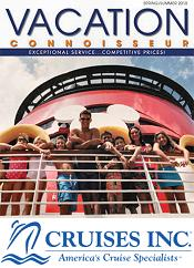 Picture of Cruises Inc from CRUISES INC. - America's Cruise Specialists catalog