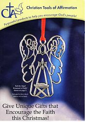 Picture of unique christian gift from Christian Tools of Affirmation catalog