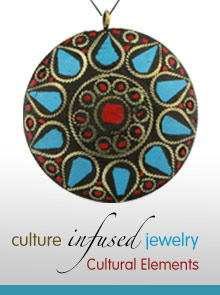 Picture of world jewelry from Cultural Elements catalog