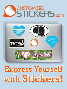 Picture of customized stickers catalog from Customized Stickers catalog