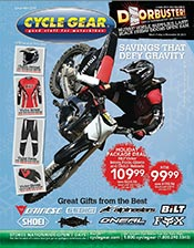 Picture of off road gear from Cycle Gear Off-Road catalog