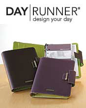 Picture of day runner refills from Day Runner � catalog