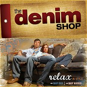 Picture of top designer jeans from The Denim Shop catalog