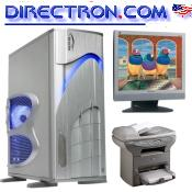 Picture of discount computers from Directron.com catalog