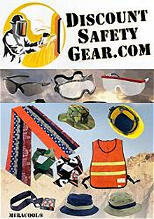 Picture of discount safety gear from Discount Safety Gear - Online Stores catalog