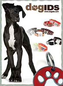 Picture of dog identification from dogIDS catalog
