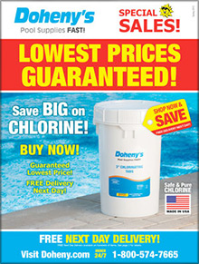 Picture of Doheny's Pool Supplies Fast from Doheny's Pool Supplies Fast catalog
