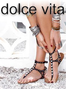 Picture of dolce vita shoe catalog from Dolce Vita catalog