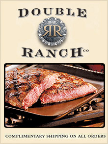 Picture of double r ranch beef from Double R Ranch Steaks catalog
