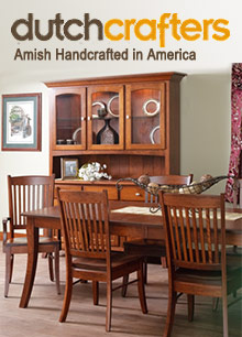 Picture of dutchcrafters catalog from DutchCrafters catalog