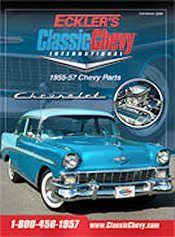 Picture of classic chevrolet parts from Eckler's Classic Chevy catalog