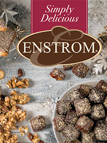 Picture of enstrom almond toffee from Enstrom catalog
