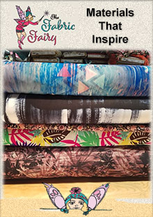 The Fabric Fairy - Mad Dash Fabric