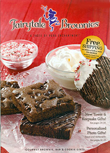 Picture of fairytale brownies from Fairytale Brownies catalog