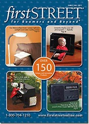 Picture of gifts for elderly from firstSTREET catalog