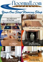 Picture of discount laminate flooring from floormall.com catalog