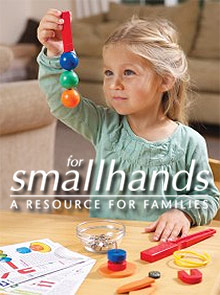 Picture of cooperative games from For Small Hands - Montessori Services catalog