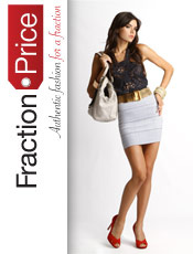Picture of womens discount designer clothes from FractionPrice.com catalog
