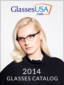 Picture of glasses usa from GlassesUSA  catalog