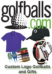 Picture of top rated golf balls from Golfballs.com catalog