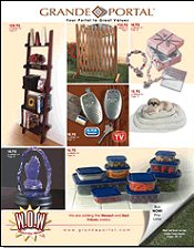 Picture of home shopping catalogs from Grande Portal catalog