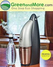 Picture of green appliances from GreenAndMore.com catalog