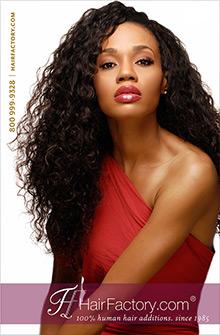 Picture of the hair factory from HairFactory.com catalog