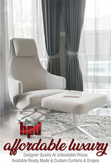 Picture of discount drapes and curtains from Half Price Drapes - Exclusive Fabrics & Furn catalog
