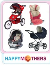 Picture of baby gifts online from HappyMothers.com catalog