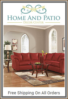 Picture of home and patio decor center from Home and Patio Decor Center catalog