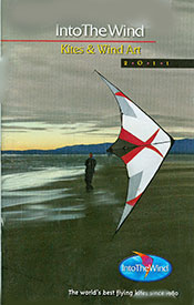 Picture of stunt kites from Into The Wind catalog
