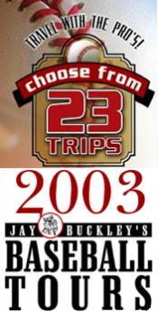 Picture of Jay Buckley's Baseball Tours  from Jay Buckley's Baseball Tours  catalog