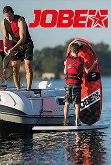 Picture of jobe watersports catalog from Jobe Watersports catalog
