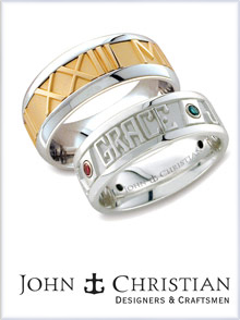 Picture of john christian jewelry from John Christian Jewelry catalog