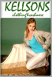 Picture of pashmina wrap from Kellsons.com catalog