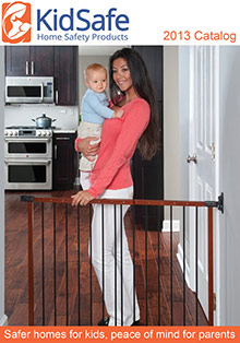 Picture of kidsafe from KidSafe Home Safety Products catalog