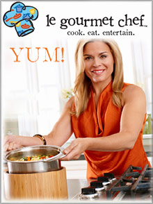 Picture of le gourmet chef from Le Gourmet Chef catalog