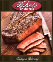 Picture of buy steaks online from Lobel's of New York catalog