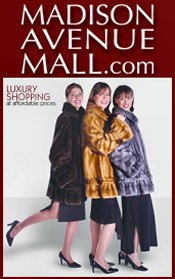 Picture of fur coat fashion from Madison Avenue Mall - Furs catalog