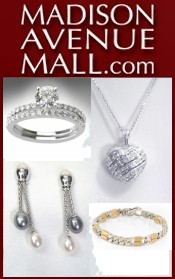 Picture of necklaces and bracelets online from Madison Avenue Mall - Jewelry catalog