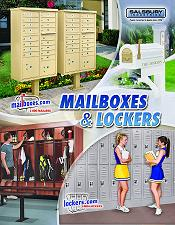 Picture of Mail Boxes from Mail Boxes.com catalog